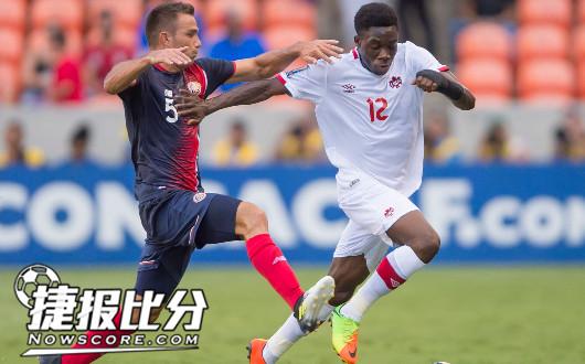 加拿大vs洪都拉斯 加拿大采取行动出击