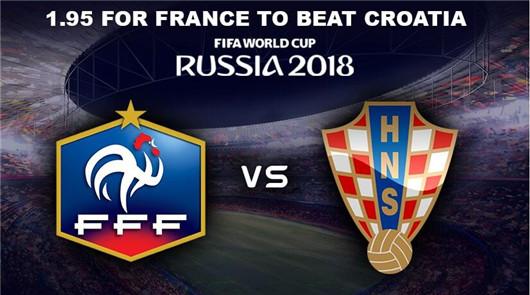 法国vs克罗地亚 首发与看点