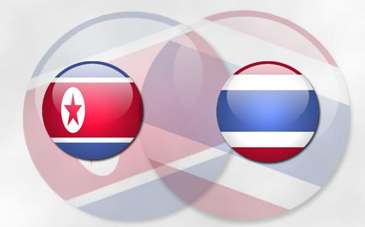 朝鲜U23vs泰国U23 赛前声音