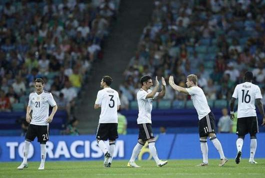 2018世界杯数据:德国vs瑞典 历史战绩分析