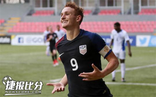 厄瓜多尔U20vs美国U20 美国U20客场争取主动