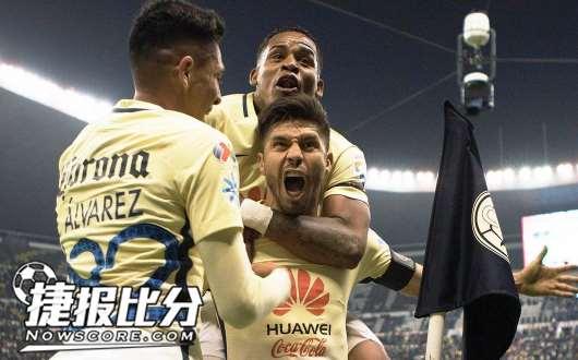 克雷塔罗vs墨西哥美洲 克雷塔罗交锋不怵