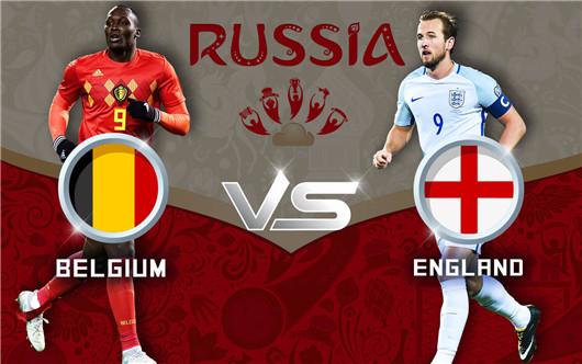 比利时vs英格兰 比利时三中卫体系熟练度更高!