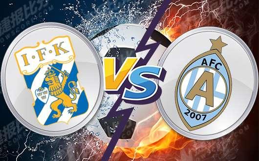 IFK哥德堡vs埃斯基爾斯蒂納 IFK哥德堡力擒升班馬