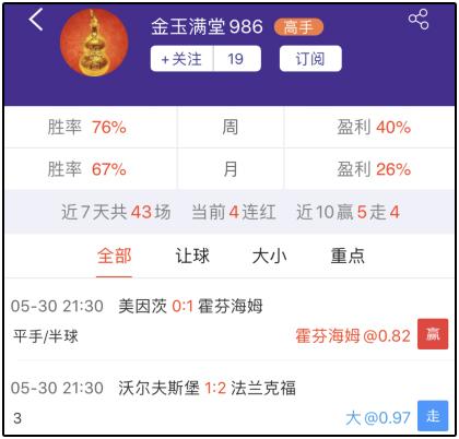 昨日周榜:金玉满堂近8连中
