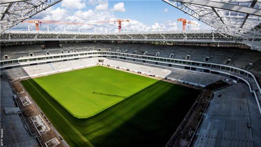 2018世界杯举办球场一览:加里宁格勒体育场(加里宁格勒)
