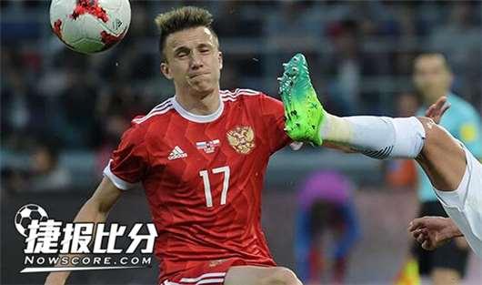 俄罗斯vs新西兰 俄罗斯可取开门红