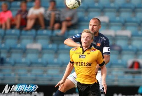 周日挪威超级联赛:布兰