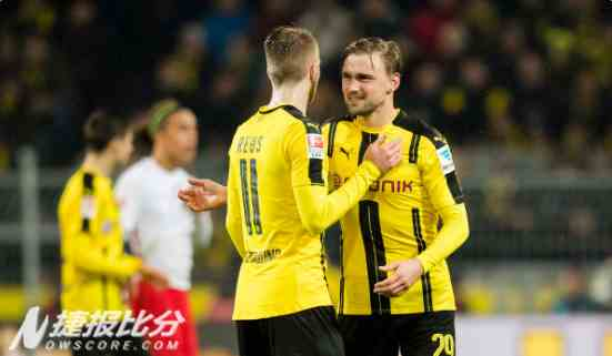德国杯竞彩数据提点:多特蒙德vs柏林赫塔