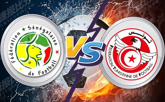 塞内加尔vs突尼斯 塞内加尔攻防俱佳