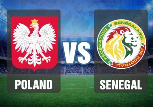波兰vs塞内加尔 首发与看点