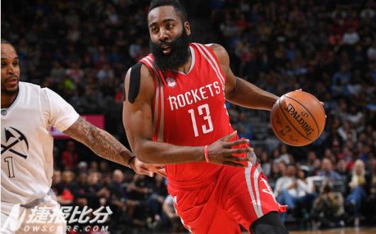 20日NBA大势:雷霆拒绝勇士横扫 火箭联盟最强获力