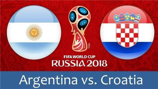 阿根廷vs克罗地亚半场博弈:煤老板期待爆发追赶C罗