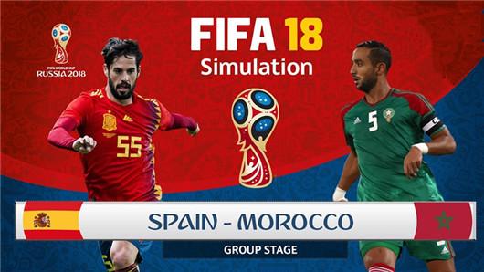 西班牙vs摩洛哥 斗牛士期待大胜