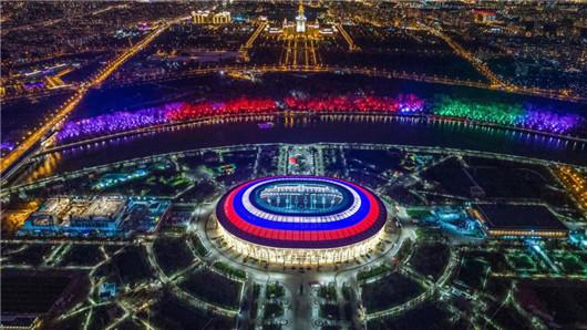 俄罗斯vs沙特 比赛场地与天气一览