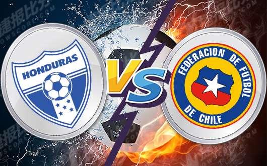 洪都拉斯vs智利 洪都拉斯有望不败