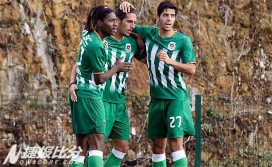 葡联杯防坑指南:马里迪莫VS里奥阿维