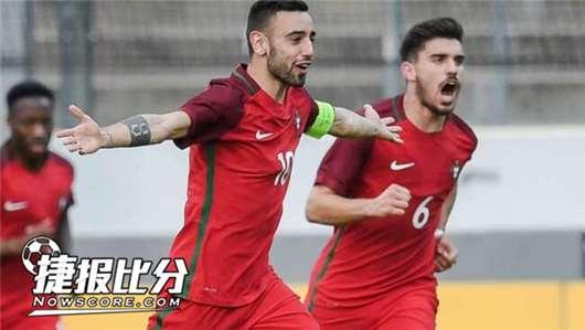 葡萄牙U21vs塞尔维亚U21 葡萄牙U21或遇险境