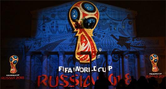 俄罗斯2017联合会杯和2018世界杯赛程公布