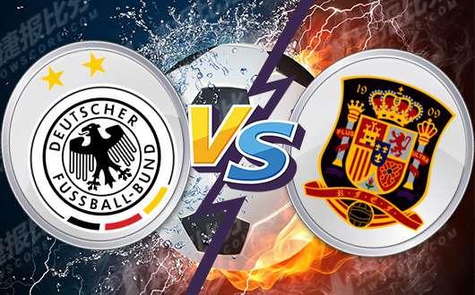 德国女足vs西班牙女足 西班牙女足不可小觑