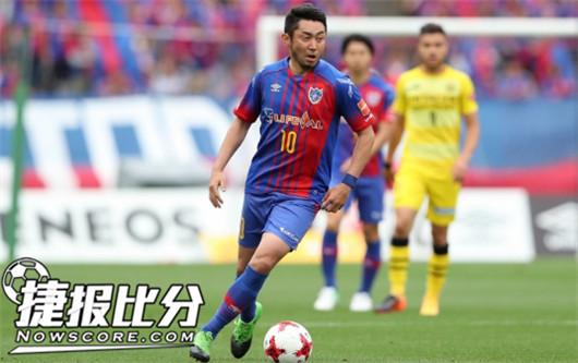 神户胜利船vs东京FC 神户主让减弱仍有机会