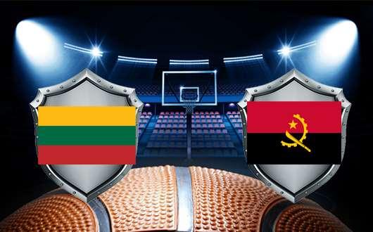 立陶宛vs安哥拉 非洲劲旅一战崛起