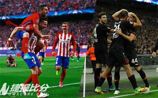 马德里竞技   有利情报   马德里竞技历史上各项赛事18个主场与德国球队交战,13胜2平3负,近7场6胜1平不败 ,包括本赛季主场1-0力克拜仁,而球队主场上次输球还得追溯至1996/97赛季0-1不敌多特蒙德。   马德里竞技欧战淘汰赛(两回合)近7次与德国球队碰面,最终全部淘汰对手晋级,最近1次为上赛季欧冠半决赛凭借客场进球优势淘汰拜仁。   马德里竞技欧战主场战绩强悍,近33个欧战主场(欧冠、欧联杯),取得28胜3平2负的优异战绩,近19个欧冠主场仅有1场败仗,即2015年10月小组赛1-2