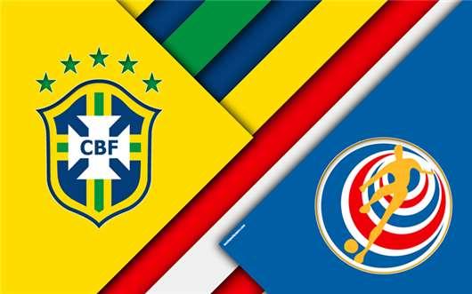 6月22日世界杯 巴西vs哥斯达黎加 精华推荐汇总