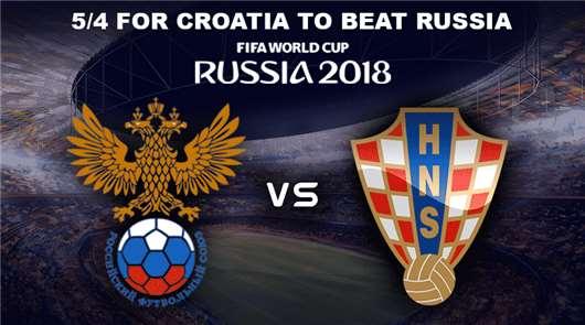 俄罗斯vs克罗地亚 首发与看点