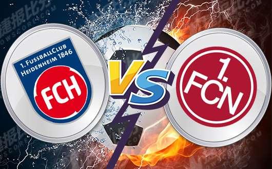 海登海默vs纽伦堡 纽伦堡近期防守稳健