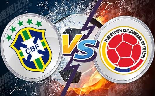 巴西vs哥伦比亚 巴西态度决定一切