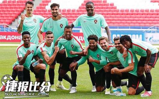 葡萄牙vs墨西哥 赛前声音