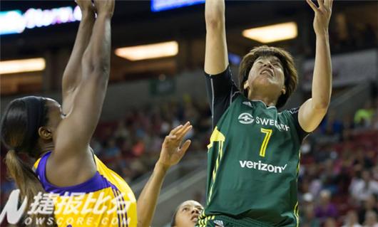WNBA天空VS风暴初盘提示:天空客战不稳定