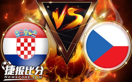 克罗地亚u21vs捷克u21 克罗地亚争取小组头名