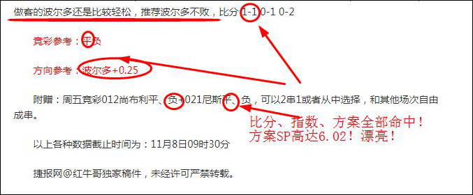 方案�蛇B中+公推三�B中!精析葡超加�方案!
