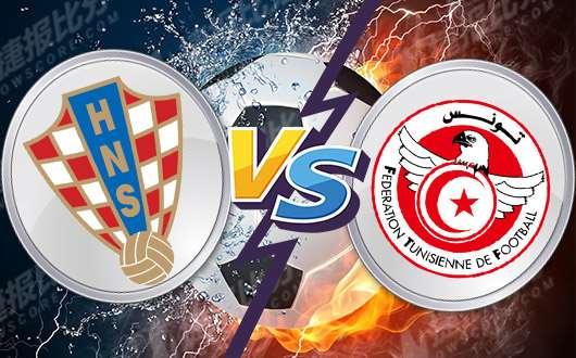克罗地亚vs突尼斯 克罗地亚战意存疑