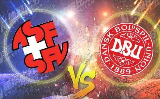 瑞士vs丹麦 矛与盾之争