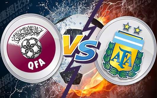 卡塔尔vs阿根廷 阿根廷小胜即安