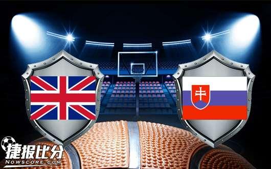 英国女篮u18vs斯洛伐克女篮u18  斯洛伐克进攻端会有调整