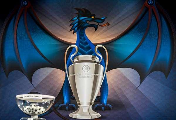 欧冠四分之一抽签:拜仁vs皇马,尤文vs巴塞罗那