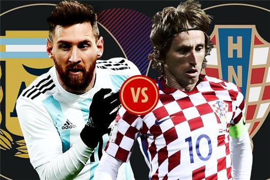阿根廷vs克罗地亚 阿根廷或遭遇格子军团疯狂