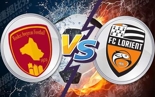 羅德茲vs洛里昂 洛里昂急需一場勝仗