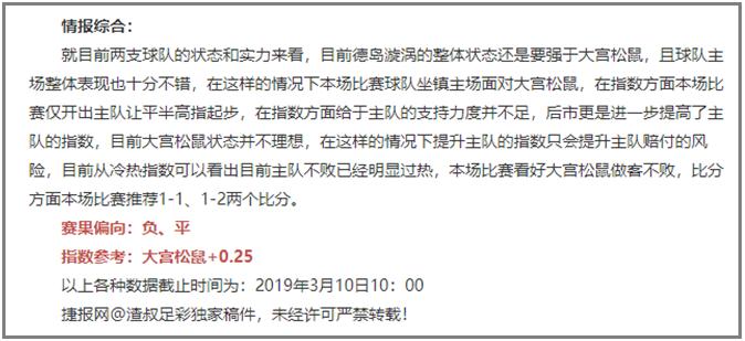 上周日系联赛推荐全红!今日日系继续来料!