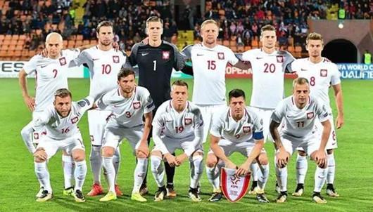 2018世界杯数据:波兰队VS哥伦比亚 历史战绩分析