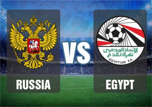 俄罗斯vs埃及 首发与看点