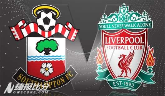 南安普敦vs利物浦半场博弈:南安普敦主场遭遇连败打击