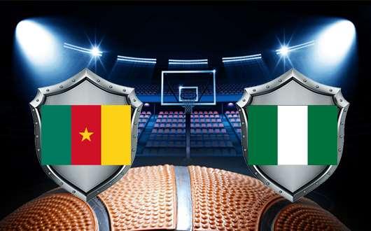 喀麦隆女篮vs尼日利亚女篮 防守至上