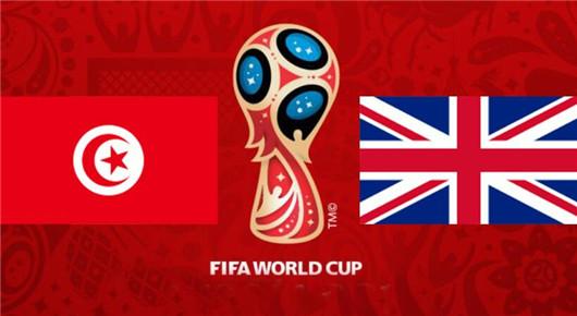 突尼斯vs英格兰半场博弈:突尼斯队的防守相当顽强!