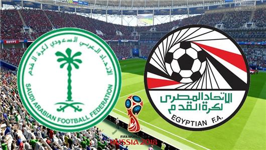 沙特vs埃及半场博弈:A组荣誉之战