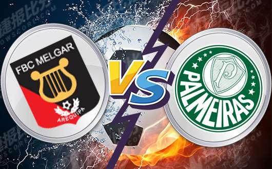梅尔加vs帕尔梅拉斯  梅尔加自由杯提前出局